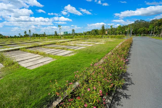 Cận cảnh hoa viên nghĩa trang hơn 2.000 tỷ đồng, có cảnh quan đẹp bậc nhất Việt Nam - Ảnh 19.