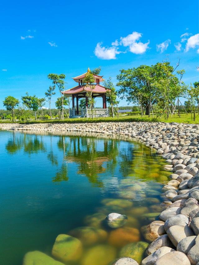 Cận cảnh hoa viên nghĩa trang hơn 2.000 tỷ đồng, có cảnh quan đẹp bậc nhất Việt Nam - Ảnh 20.