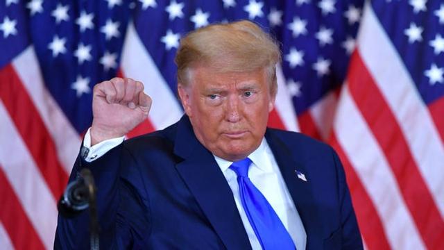 Không còn đường lùi, Trump gây sức ép lên Tòa án Tối cao để lật ngược kết quả bầu cử - Ảnh 1.