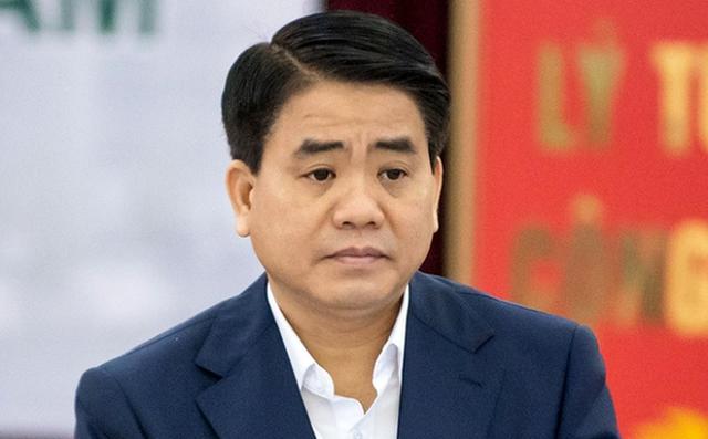 Ghi nhận bên ngoài tòa án xử ông Nguyễn Đức Chung - Ảnh 6.