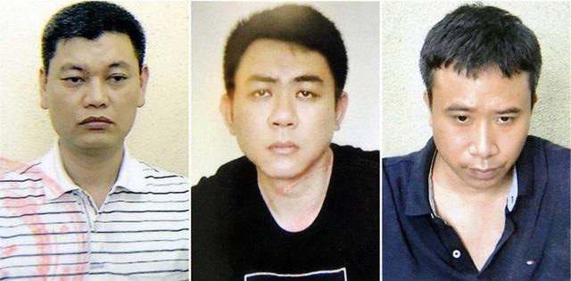 Ghi nhận bên ngoài tòa án xử ông Nguyễn Đức Chung - Ảnh 7.