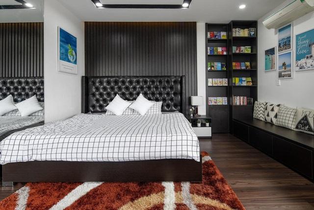 Chuyển về Đà Nẵng sống, chồng mua mảnh đất 180m2 và xây tặng vợ ngôi nhà đẹp như resort - Ảnh 11.