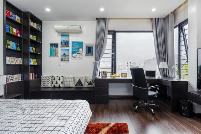 Chuyển về Đà Nẵng sống, chồng mua mảnh đất 180m2 và xây tặng vợ ngôi nhà đẹp như resort - Ảnh 12.