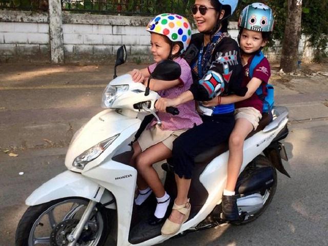 4 diva Việt: Người giản dị bình yên, người truân chuyên lận đận nhưng đều có cách nuôi dạy con khiến ai nấy đều ngưỡng mộ - Ảnh 5.