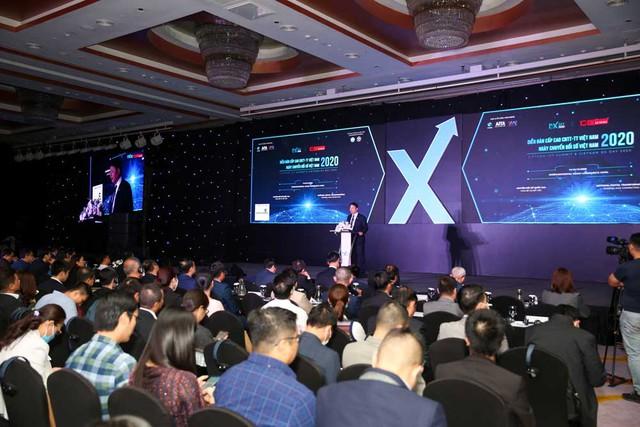 Ông Trương Gia Bình: Việt Nam muốn đưa công nghệ thâm nhập vào mọi ngõ ngách đời sống xã hội - Ảnh 2.
