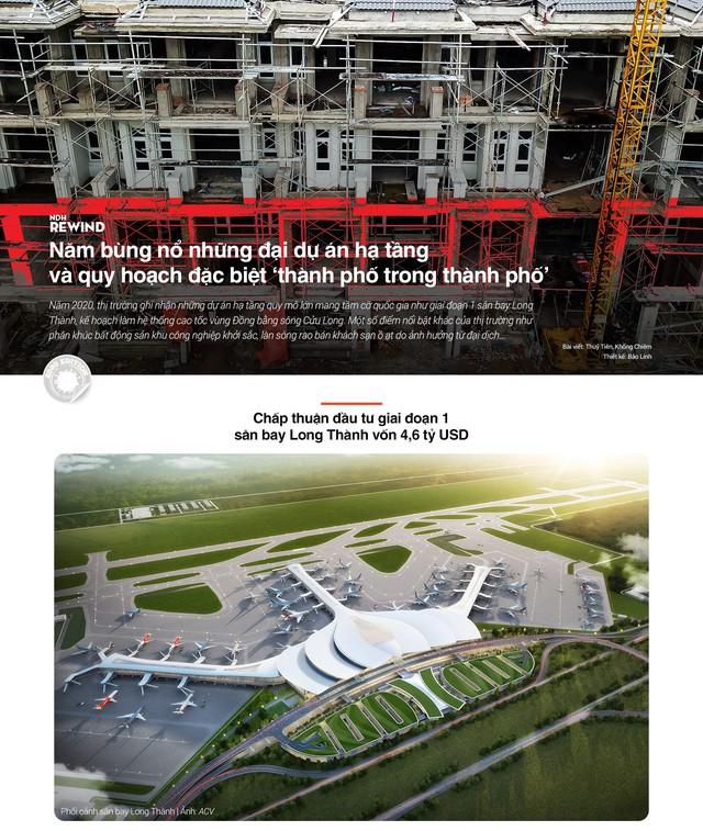 Năm bùng nổ đại dự án hạ tầng và quy hoạch đặc biệt 'thành phố trong thành phố' - Ảnh 1.