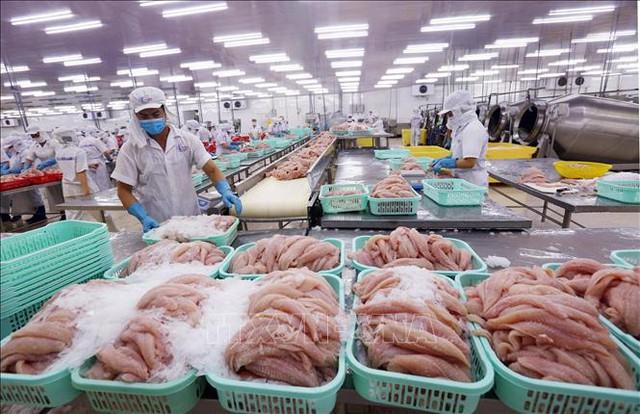 Trung Quốc tiếp tục siết chặt kiểm soát dịch COVID-19 trên thủy sản nhập khẩu - Ảnh 1.