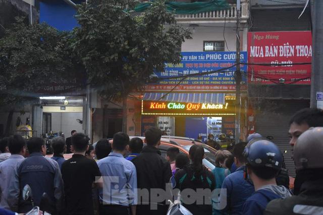 Hàng trăm cảnh sát bao vây, bắt giữ trùm xã hội đen tại Thái Bình - Ảnh 2.