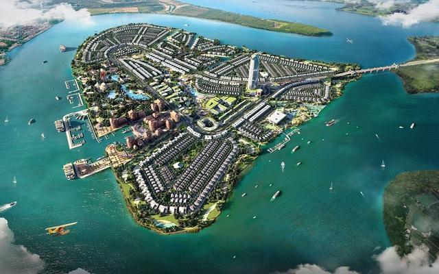 """Hé lộ về ông chủ mới """"bí ẩn"""" của siêu dự án đô thị du lịch hơn 200ha tại Nhơn Trạch"""