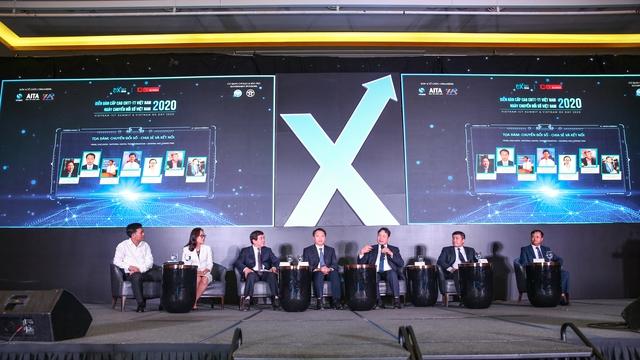 Thứ trưởng TT&TT trẻ nhất Việt Nam: FPT, VNPT, Viettel phải phát huy vai trò hạ tầng và nền tảng, thay vì cạnh tranh với SME! - Ảnh 2.