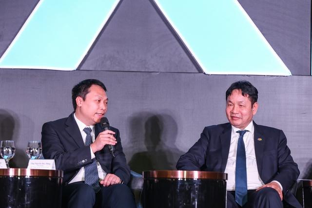 Thứ trưởng TT&TT trẻ nhất Việt Nam: FPT, VNPT, Viettel phải phát huy vai trò hạ tầng và nền tảng, thay vì cạnh tranh với SME! - Ảnh 1.