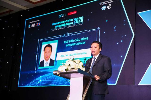 Ông Trương Gia Bình: Việt Nam muốn đưa công nghệ thâm nhập vào mọi ngõ ngách đời sống xã hội - Ảnh 1.