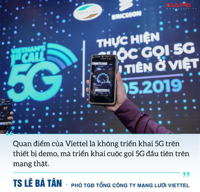 Phó TGĐ Viettel Networks: 5G Viettel sẽ sớm có mặt ở nhiều tỉnh, thành phố lớn - Ảnh 2.
