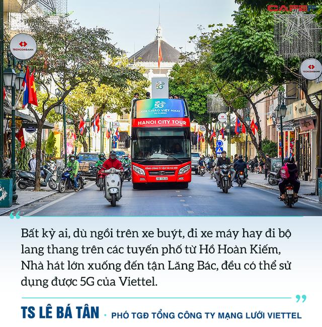 Phó TGĐ Viettel Networks: 5G Viettel sẽ sớm có mặt ở nhiều tỉnh, thành phố lớn - Ảnh 3.