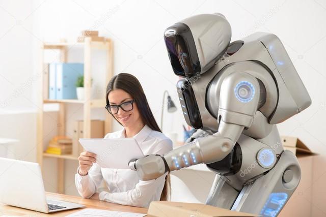 """""""Robot cổ cồn trắng"""", những trợ thủ đắc lực nêu bật vai trò chuyển đổi số ngành logistics - Ảnh 2."""