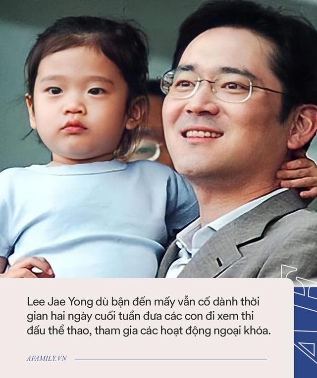 Sở hữu tài sản gần 40 nghìn tỷ đồng, quyền lực thét ra lửa nhưng công chúa Samsung bỗng khiến nhiều bà mẹ đồng cảm vì 1 hành động với con - Ảnh 5.