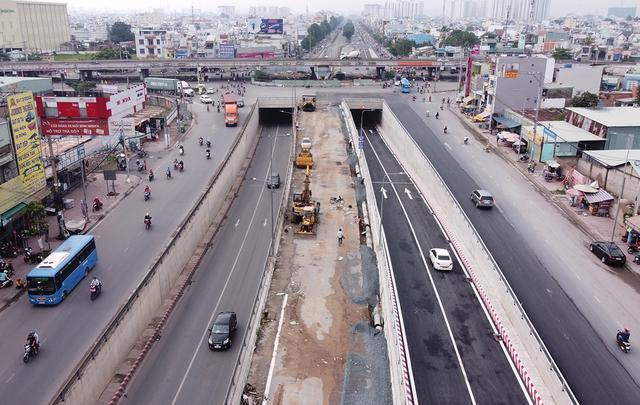 Điểm tên các công trình giao thông trọng điểm của Tp.HCM hoàn thành vào năm 2020 - Ảnh 1.