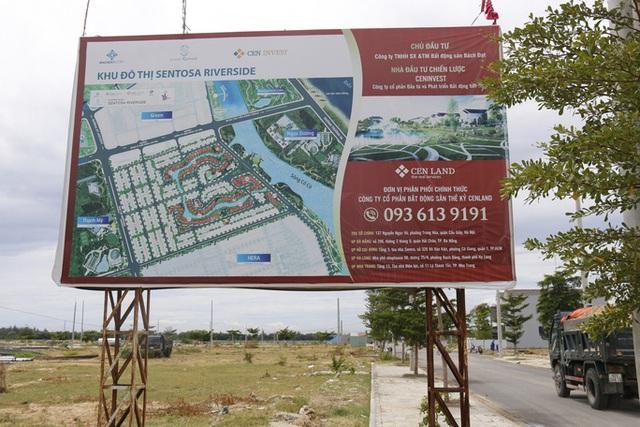 Quảng Nam cảnh báo 70 dự án bất động sản chưa được phép giao dịch  - Ảnh 1.