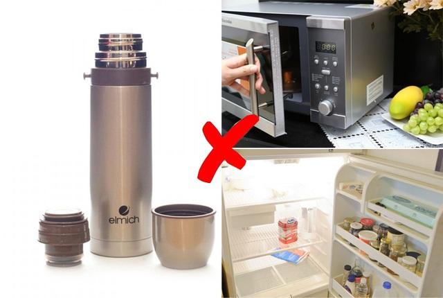 Bình giữ nhiệt thì ai cũng có, nhưng dùng đúng cách mới được bền lâu lại không ảnh hưởng tới sức khỏe - Ảnh 5.