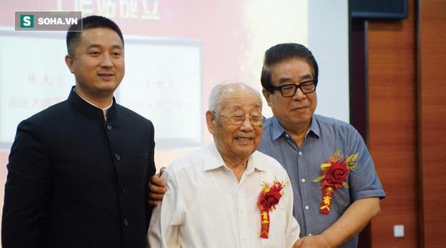 Quốc y Đại sư TQ 95 tuổi: Ăn uống tốt đến mấy cũng không đủ, phải vận động tốt, tinh thần tốt - Ảnh 3.