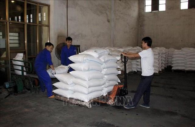 Không tổ chức Phiên đấu giá hạn ngạch thuế quan nhập khẩu đường năm 2020 - Ảnh 1.
