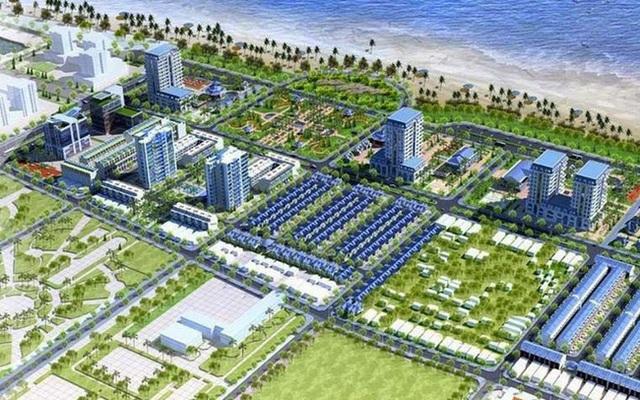 'Treo' hơn 3 năm, dự án khu dân cư 220 tỷ của Tập đoàn Miền Trung tiếp tục được gia hạn - Ảnh 1.