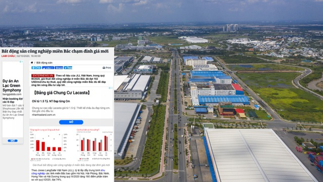 Thủ tướng yêu cầu kiểm tra giá thuê đất khu công nghiệp tăng đột biến - Ảnh 1.