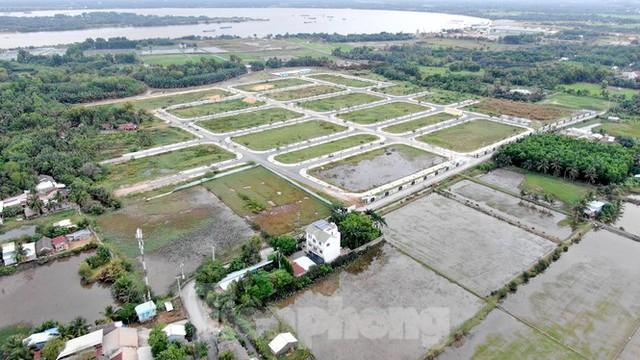 Tận thấy siêu dự án King Bay 125ha chưa xong GPMB đã bán nhà tùm lum - Ảnh 1.