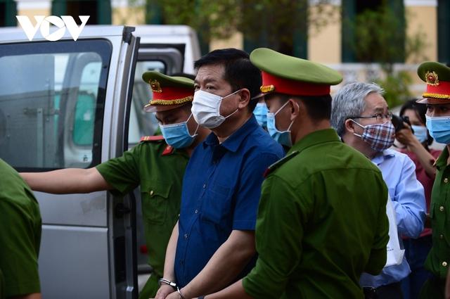 Cựu Bộ trưởng Đinh La Thăng nói lời sau cùng  - Ảnh 2.