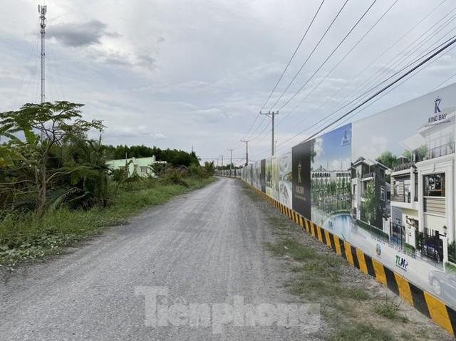 Tận thấy siêu dự án King Bay 125ha chưa xong GPMB đã bán nhà tùm lum - Ảnh 11.