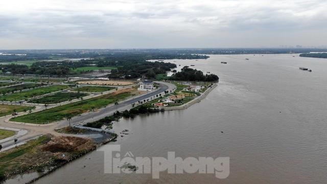 Tận thấy siêu dự án King Bay 125ha chưa xong GPMB đã bán nhà tùm lum - Ảnh 19.