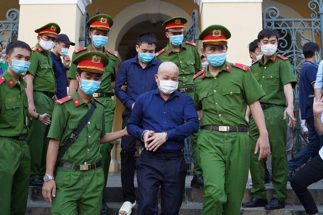 Cựu Bộ trưởng Đinh La Thăng nói lời sau cùng  - Ảnh 3.