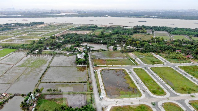 Tận thấy siêu dự án King Bay 125ha chưa xong GPMB đã bán nhà tùm lum - Ảnh 30.