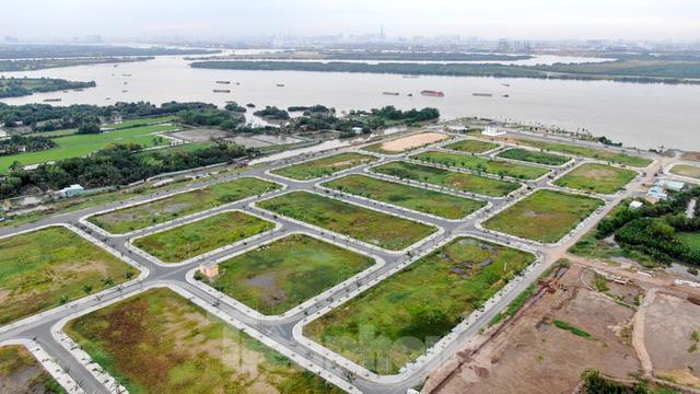 Tận thấy siêu dự án King Bay 125ha chưa xong GPMB đã bán nhà tùm lum - Ảnh 32.