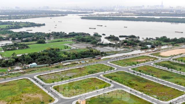 Tận thấy siêu dự án King Bay 125ha chưa xong GPMB đã bán nhà tùm lum - Ảnh 34.