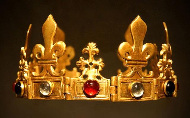 10 quốc gia dự trữ nhiều vàng nhất thế giới - Ảnh 5.