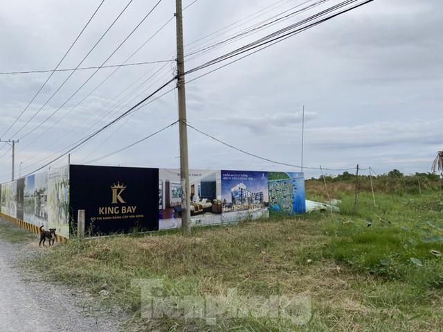 Tận thấy siêu dự án King Bay 125ha chưa xong GPMB đã bán nhà tùm lum - Ảnh 9.