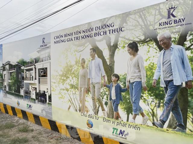 Tận thấy siêu dự án King Bay 125ha chưa xong GPMB đã bán nhà tùm lum - Ảnh 10.