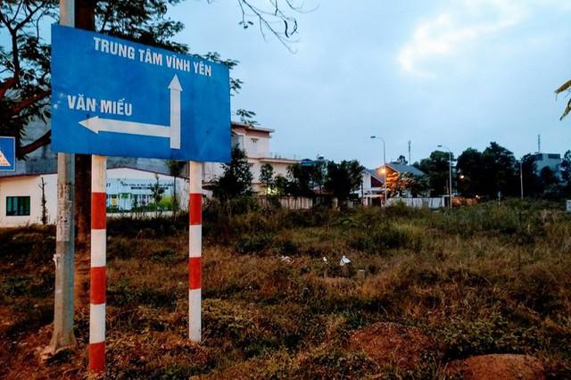 Vĩnh Phúc công khai mạnh tay với loạt dự án rùa bò - Ảnh 2.