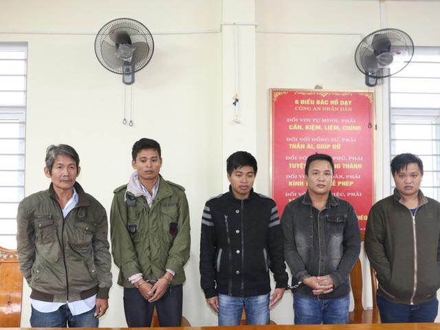 Vụ 6 người Việt tử vong tại Campuchia: Khởi tố 5 bị can tổ chức người trốn đi nước ngoài  - Ảnh 1.