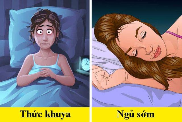 Khi đi ngủ trước - sau 10h tối, cơ thể con người sẽ khác nhau như thế nào? - Ảnh 1.