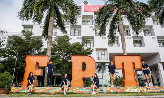 Ở Hà Nội có một trường nội trú đẹp như resort, dịch vụ tiện ích tới tận chân tơ kẽ tóc nhưng kỷ luật cũng không phải tầm thường - Ảnh 2.