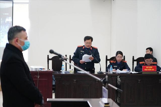 Ông trùm lừa đảo Liên Kết Việt Lê Xuân Giang bị đề nghị án chung thân - Ảnh 1.