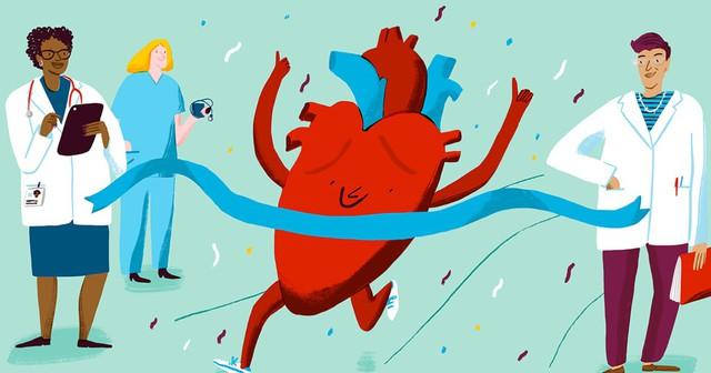 Bài test sức khỏe tim mạch cực kỳ đơn giản, không cần máy móc cầu kỳ: Đừng bỏ qua vì cả quá trình chưa đến 2 phút! - Ảnh 1.