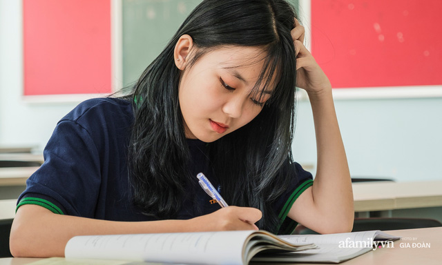 Ở Hà Nội có một trường nội trú đẹp như resort, dịch vụ tiện ích tới tận chân tơ kẽ tóc nhưng kỷ luật cũng không phải tầm thường - Ảnh 13.