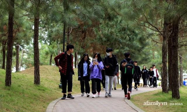 Ở Hà Nội có một trường nội trú đẹp như resort, dịch vụ tiện ích tới tận chân tơ kẽ tóc nhưng kỷ luật cũng không phải tầm thường - Ảnh 18.
