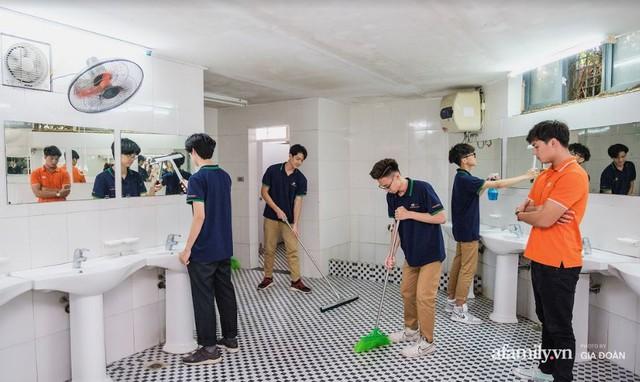 Ở Hà Nội có một trường nội trú đẹp như resort, dịch vụ tiện ích tới tận chân tơ kẽ tóc nhưng kỷ luật cũng không phải tầm thường - Ảnh 19.