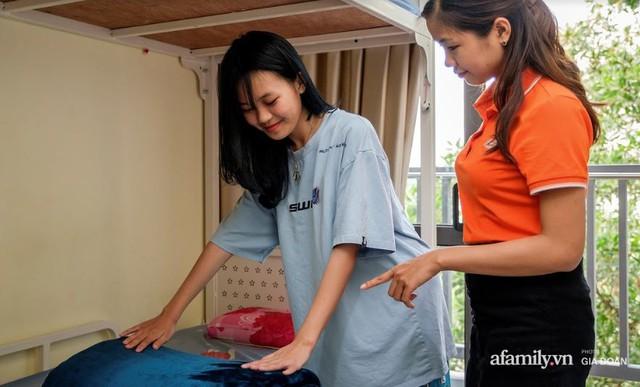 Ở Hà Nội có một trường nội trú đẹp như resort, dịch vụ tiện ích tới tận chân tơ kẽ tóc nhưng kỷ luật cũng không phải tầm thường - Ảnh 20.