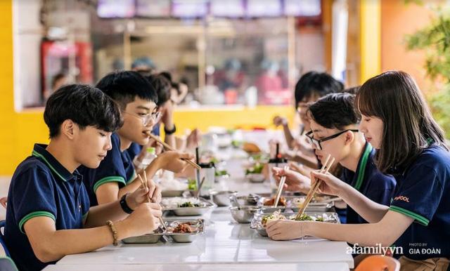 Ở Hà Nội có một trường nội trú đẹp như resort, dịch vụ tiện ích tới tận chân tơ kẽ tóc nhưng kỷ luật cũng không phải tầm thường - Ảnh 21.
