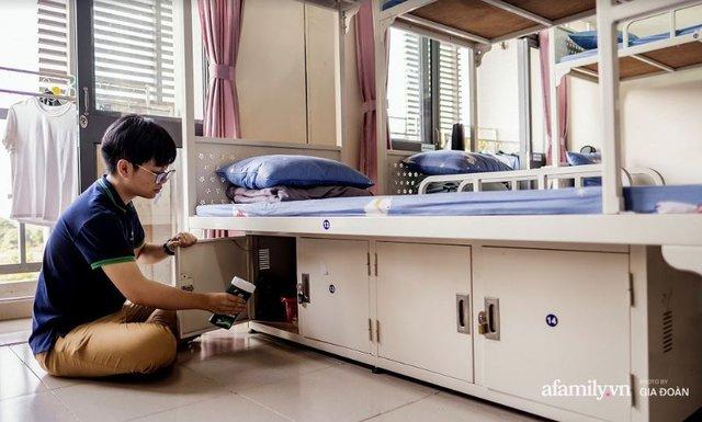 Ở Hà Nội có một trường nội trú đẹp như resort, dịch vụ tiện ích tới tận chân tơ kẽ tóc nhưng kỷ luật cũng không phải tầm thường - Ảnh 3.